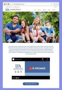 IPA InsuraPro Advisors >> sitio web