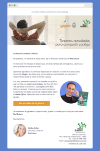 RedEnlaceMx >> Email marketing