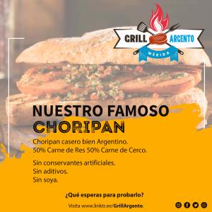 Grill Argento - Comida Argentina en Merida Yucata - Social Media