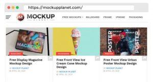 Recursos gratis para diseñadores » mockups