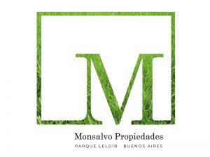Portfolio Neuronas Creativas » Monsalvo Propiedades (logo)